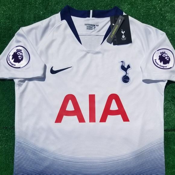 2018 19 Tottenham Hotspur soccer jersey Dele 55bf5590f